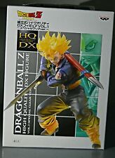 DRAGON BALL Z HQ DX TRUNKS SSJ CLEAR Ver. FIGURA NUEVA NEW FIGURE