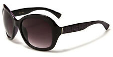 Sunglasses Oversized Fashion Designer Shade DG Eyewear Women Purple Black DG780E