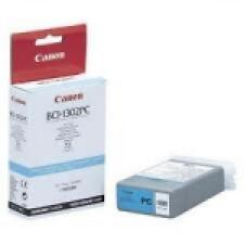 Original Canon bci-1302 PC Ink Tank Photo cian para w2200, w2200s 11/2014 MHD