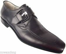 Authentic $760 Cesare Paciotti US 7 Leather Loafers Italian Designer Shoes