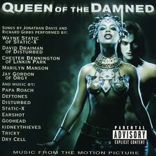 Various Artists - Queen Of The Damned (CD NEUF)