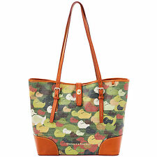 Dooney & Bourke Camouflage Duck Dover