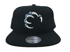 MEMPHIS GRIZZLIES NBA ELEMENTS Mitchell & Ness Snapback Hat in Black