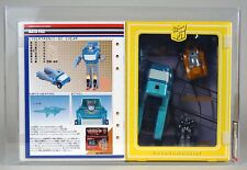 Takara Transformers C-20 Kup (Chear) & Wheelie AFA U90 NM+/MT 90 90 95 New 2005