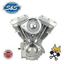 "S&S 124"" COMPLETE ENGINE W/ SUPER G CARB FOR HARLEY 1984-99 EVO 31-9860"