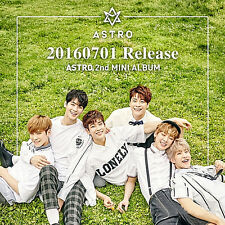ASTRO - [SUMMER VIBES] 2nd Mini Album CD+Photo Book+4p Card+POSTER Sealed K-POP
