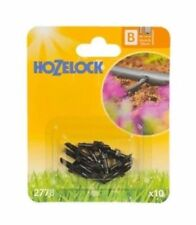 Hozelock 2778 4mm 13mm Pipe Connectors Micro Irrigation Watering x 10