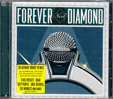 Forever Neil Diamond CD The Monkees Four Tops UB40 Deep Purple Elvis Presley NEW