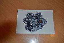 PHOTO DE PRESSE ( PRESS PHOTO ) Opel moteur Ecotec  TDi 16V 1997 OP264