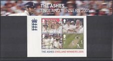 GB 2005 England Cricket/Ashes Winners/Sports/Games 4v m/s Pres Pack (n43214)