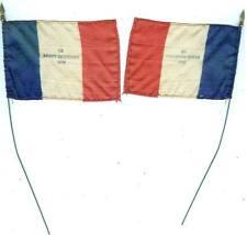 FFI - Maquis - Résistance - Petit drapeau patriotique anniversaire Mont MOUCHET