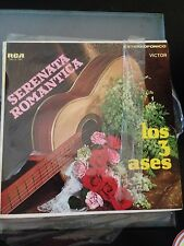 LATIN LP: LOS 3 ASES Serenata Romantica 1970 RCA RECORDS MKS-1841