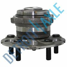 New REAR Honda Crosstour CR-V 5 Bolt FWD Complete Wheel Hub and Bearing Assembly