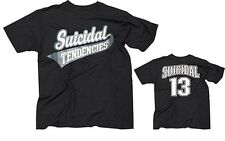 (SKATE) Suicidal Tendencies - 13 Thirteen - T Shirt (Size: SM - XL)