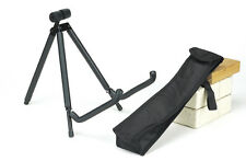 ELECA GUITAR STAND FOR ACOUSTIC GUITAR ,PORTABLE WITH CARRYING BAG