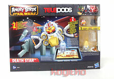 NEU Hasbro Rovio Star Wars Angry Birds Telepods DEATH STAR Spielset App Game