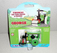 ERTL Diecast Thomas The Tank & Friends GEORGE The Grumpy Steamroller 1996 MOC