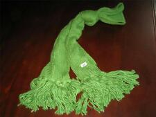NWT Hollister BETTY Green Knit Scarf