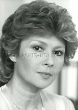 DANY CARREL  LES PECHES ORIGINAUX  TV 1984 VINTAGE PHOTO