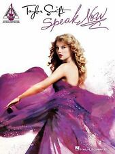 Taylor Swift - Speak Now (Guitar Recorded Versions) by Swift, Taylor, Good Book