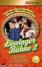 LÖWINGER BÜHNE 2 (Die Liab am Almsee u.a.) 2 DVDs NEU+OVP