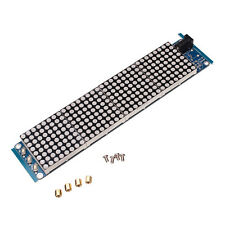 JY-MCU 3208 Lattice Dot Matrix Clock HT1632C Driver With MCU