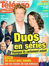 french magazine Télépro N°3118 simone baker 2013