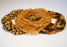 Lot 600 Baltic Amber Baby Teething Necklaces Mixed Color