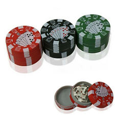 New 3 Layers Tobacco Grinder Herbal Spice Weed Cigar Smoke Crusher Hand Muller