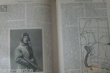 Borchgrevink Antarctic Polar Exploration South Pole Rare Antique 1897 Article