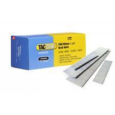 Tacwise 0400 18G 40mm en acier galvanisé brad clous 5000 pour DGN50V, R18N18G-0 nouveau