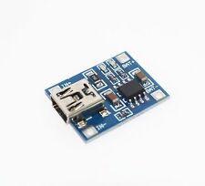 TP4056 Lithium Battery LiPo Charger Module Charging Board 5V Mini USB 1A Arduino