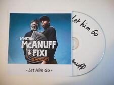 WINSTON McANUFF & FIXI : LET HIM GO [ CD ACETATE PORT GRATUIT ]