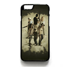 The Walking Dead Hard Plastic Phone Case Cover For iPhone 4 5s/SE 5c 6/6s Plus
