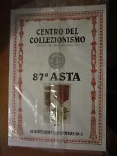 CENTRO DEL COLLEZIONISMO TRIESTE, 87 A ASTA 30.11-1.12.2013  (A1)