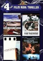 MOVIES 4 YOU FILM NOIR / THRILLER COLLECTION (P  McVey) - DVD - Region 1 Sealed
