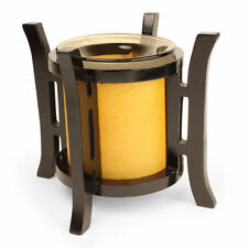 Asian Lantern Square Electric Scented Oil Burner/Warmer Night Light Lamp OA243