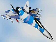 S-54 Combat Trainer Sukhoi S54 Airplane Kiln Dry Wood Model Replica Small New