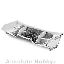 JConcepts Finnisher - 1/8th White Buggy / Truck Wing (w/Gurney Options) JCO0128W