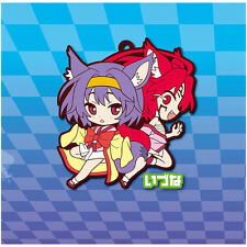 No Game No Life Izuna Rubber Phone Strap NEW