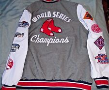 "RED SOX EMBROIDERED ""G-III SOFT SHELL"" 3 LAYER CHAMPIONSHIP JACKET MEN'S 2X $150"