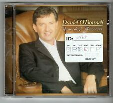 (GX843) Daniel O'Donnell, Yesterday's Memories - 2002 CD