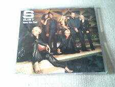 S CLUB 7 - HAVE YOU EVER - 2001 PROMO CD SINGLE