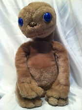 VINTAGE 1982 ET EXTRA TERRESTRIAL PLUSH DOLL KAMAR SHOWTIME UFO STUFFED  ANIMAL.