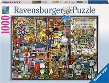 RAVENSBURGER PUZZLE*1000 TEILE*COLIN THOMPSON*ERFINDERGEIST*OVP