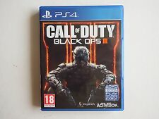 Call of Duty: Black Ops III on PS4 in VERY GOOD Condition (Disc MINT)