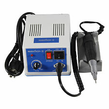 Dental Lab Marathon Micromotor Polisher Unit N3 & 35K RPM Potable Handpiece es