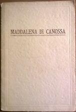 Maddalena di Canossa - Ida Zanolini, 1941 - L