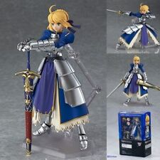 Good Figma #227 Anime Fate Stay Night Saber 2.0 Action Figure Max PVC 15CM