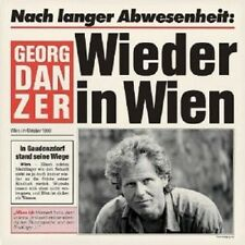 """GEORG DANZER """"WIEDER IN WIEN (REMASTERED)"""" CD NEU"""